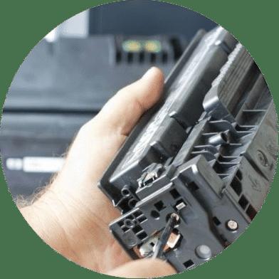 Заправка картриджей, ремонт, прошивка принтеров с выездом
